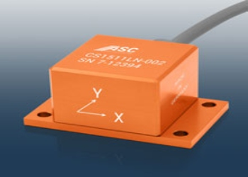ASC Biaxial Accelerometer