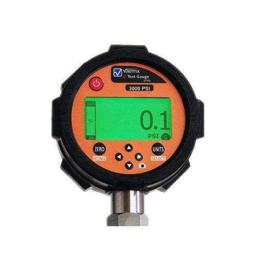 Digital Pressure Gauge- Calibration